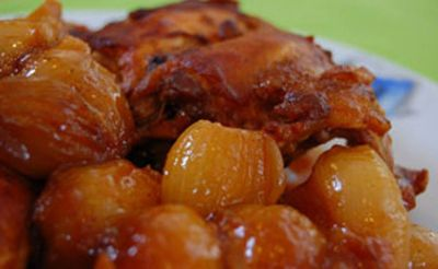 Corfu Recipes - Stifado